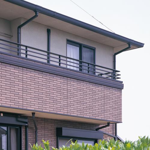 手すり付笠木kam型 dam型 mam型 快適空間設計工房 文化シヤッター